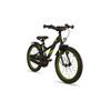 s'cool XXlite 18 - Vélo enfant - steel noir